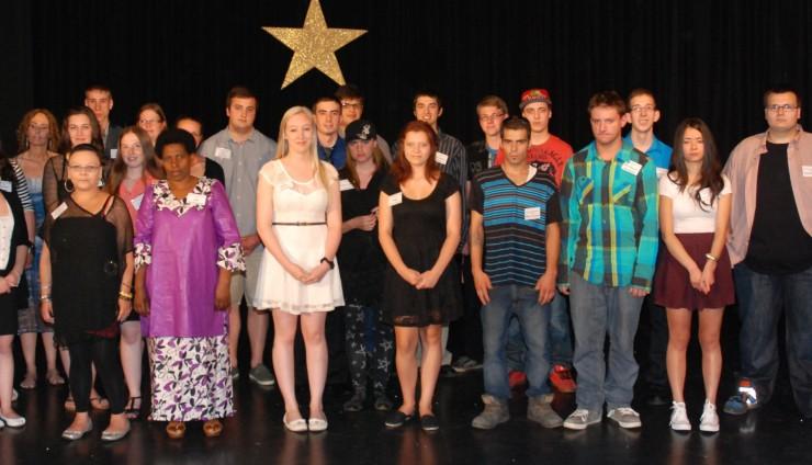 30 élèves sont honorés au gala de la persévérance