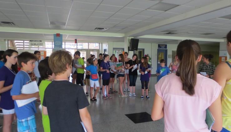7 juin : Rencontre d'information pour le passage au secondaire