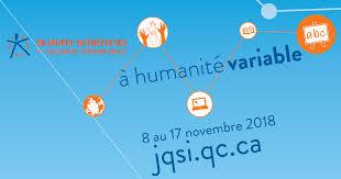 Les journées québécoises de la solidarité internationale