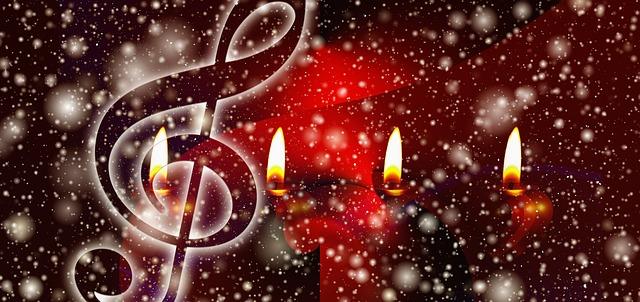 Spectacle de Noël la Troupe de chant