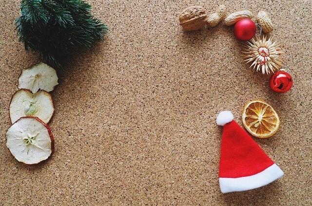 Cafétéria – Dîner de Noël