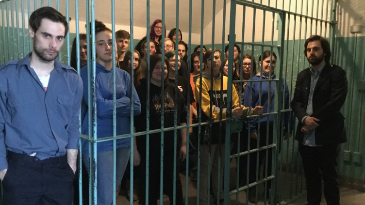 Une nuit en prison